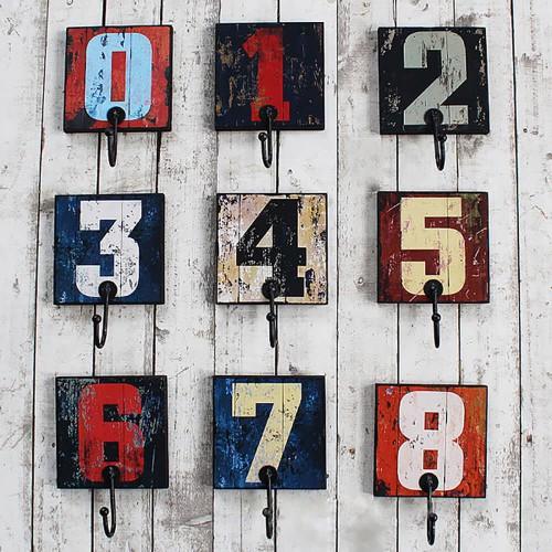 Декор на стену «Hook 01»
