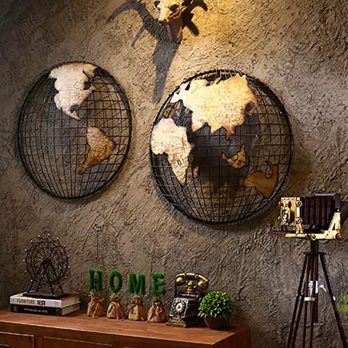 Декор на стену «Карта»