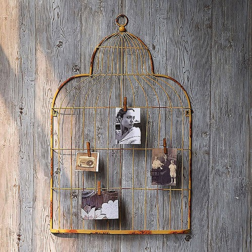 Декор на стену «Клетка»