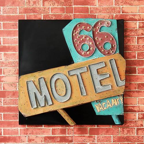 Декор на стену «Motel»