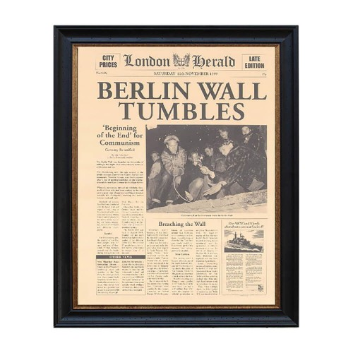 Декор на стену «News»