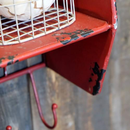 Декор на стену «Red box»