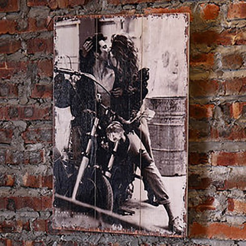 Декор на стену «Ретро» 40х60