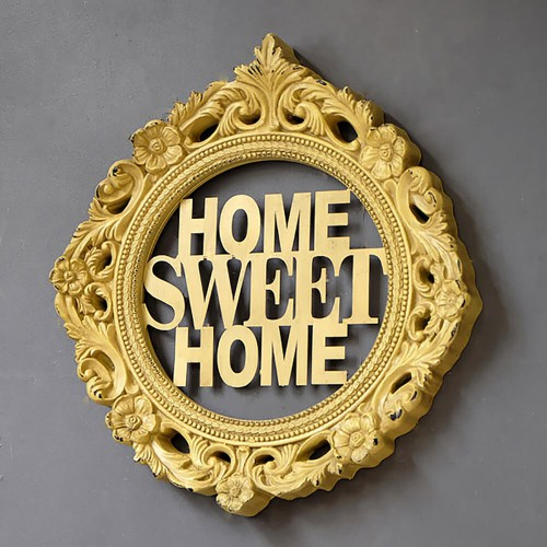 Декор на стену «Sweet home»