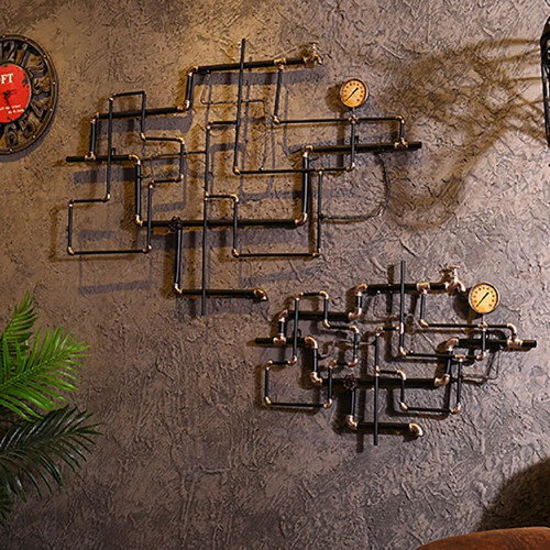 Декор на стену «Трубы»