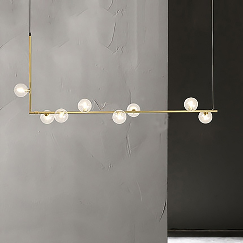 Дизайнерский светильник Den Line Glass