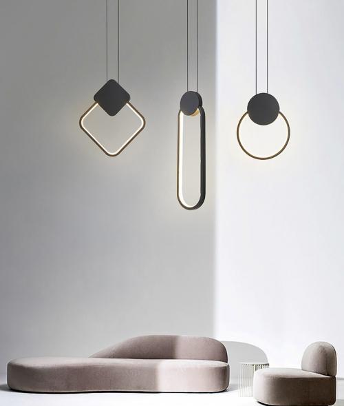 Дизайнерский светильник DG Geometric