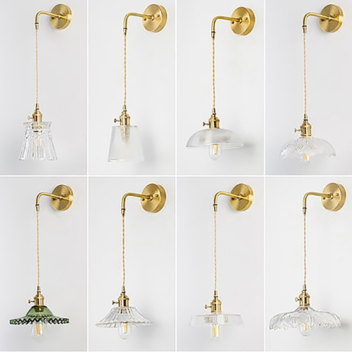 Дизайнерский бра Different Brass Wall 2