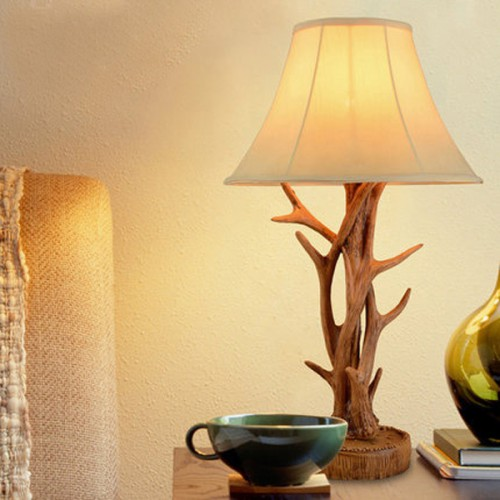Дизайнерская настольная лампа ДЛ-001
