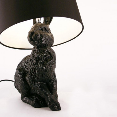 Дизайнерская настольная лампа ДЛ-011