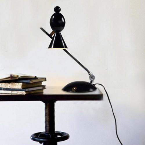 Дизайнерская настольная лампа ДЛ-012