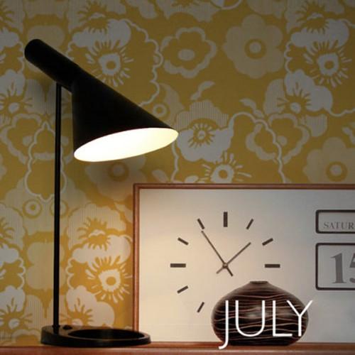 Дизайнерская настольная лампа ДЛ-013