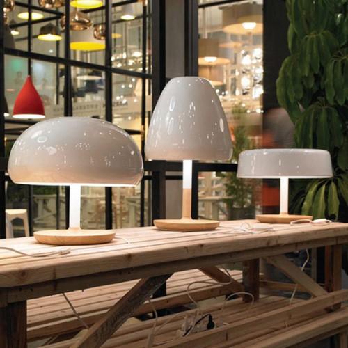 Дизайнерская настольная лампа ДЛ-015