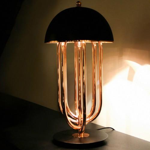 Дизайнерская настольная лампа ДЛ-017