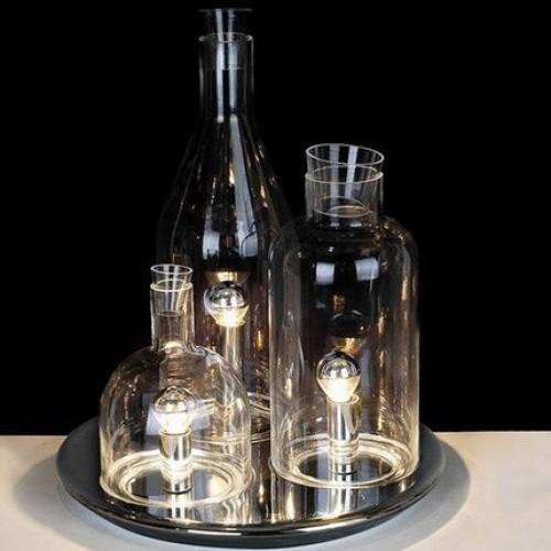 Дизайнерская настольная лампа ДЛ-022