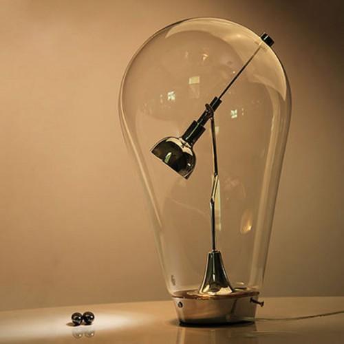 Дизайнерская настольная лампа ДЛ-026