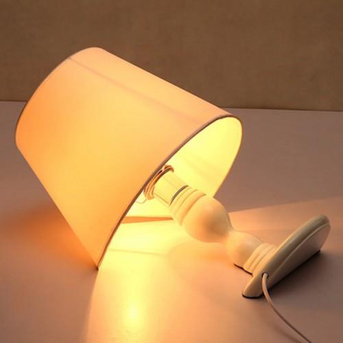 Дизайнерская настольная лампа ДЛ-028