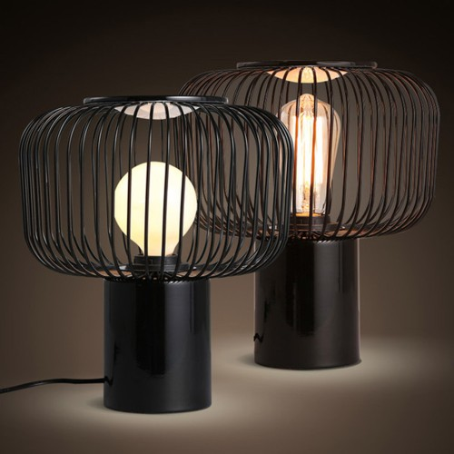 Дизайнерская настольная лампа ДЛ-048