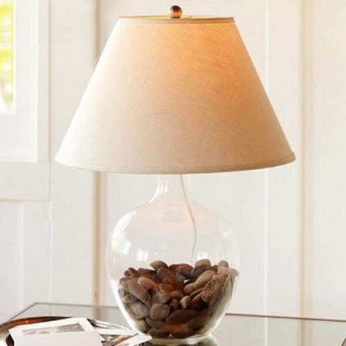 Дизайнерская настольная лампа ДЛ-031