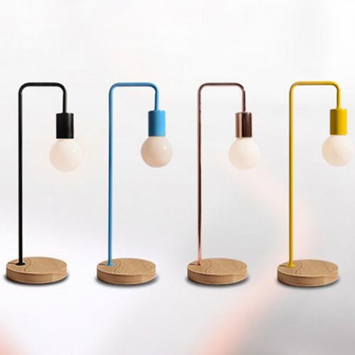 Дизайнерская настольная лампа ДЛ-033