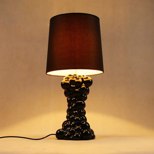 Дизайнерская настольная лампа ДЛ-038