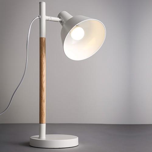 Дизайнерская настольная лампа ДЛ-056