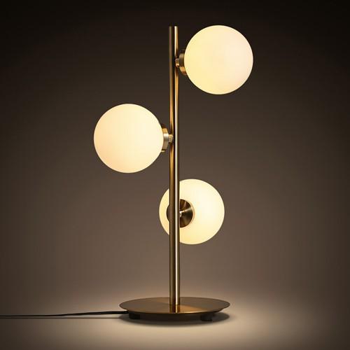 Дизайнерская настольная лампа ДЛ-058