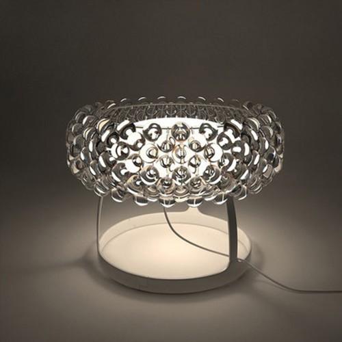 Дизайнерская настольная лампа ДЛ-066