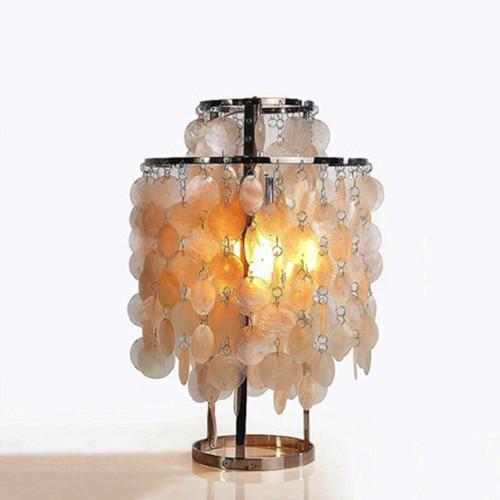 Дизайнерская настольная лампа ДЛ-068