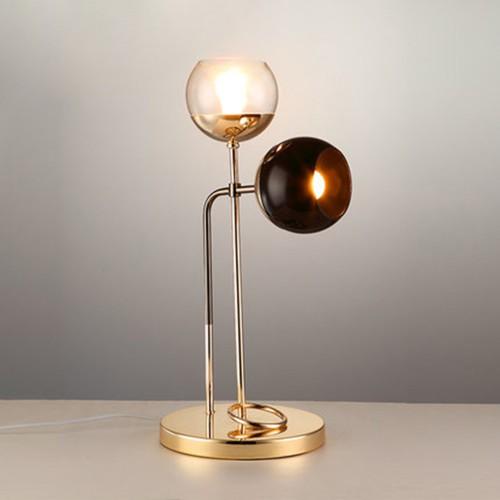 Дизайнерская настольная лампа ДЛ-069