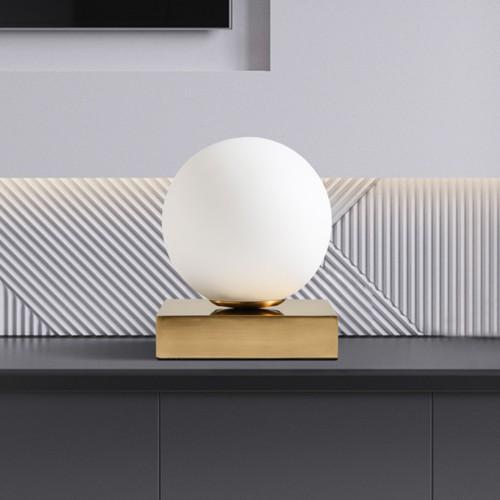 Дизайнерская настольная лампа ДЛ-079