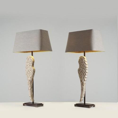 Дизайнерская настольная лампа ДЛ-081