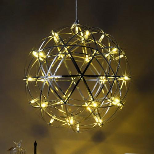 Дизайнерская люстра Gold Tree 2