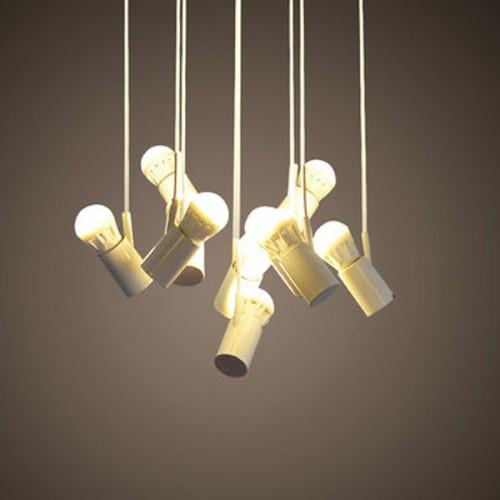Дизайнерская люстра White Lamp