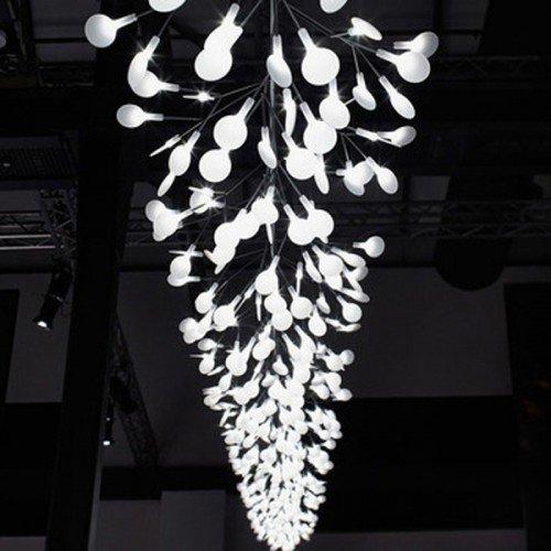 Дизайнерская люстра Silver Tree