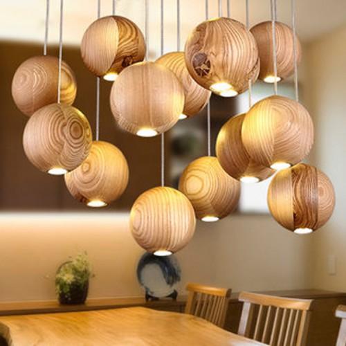 Дизайнерская люстра Tree Lamp 3