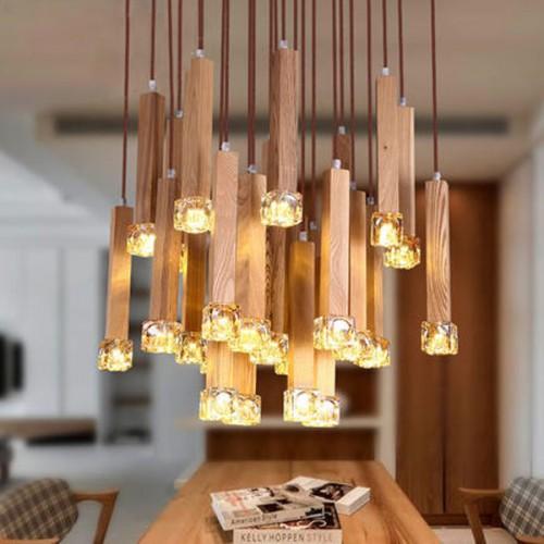 Дизайнерская люстра Tree Lamp 6