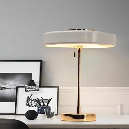 Дизайнерская настольная лампа ДЛ-143