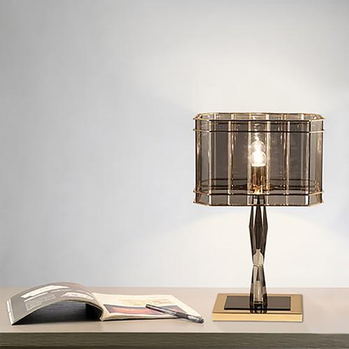Дизайнерская настольная лампа ДЛ-087