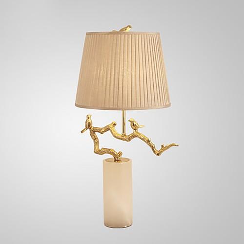 Дизайнерская настольная лампа ДЛ-099