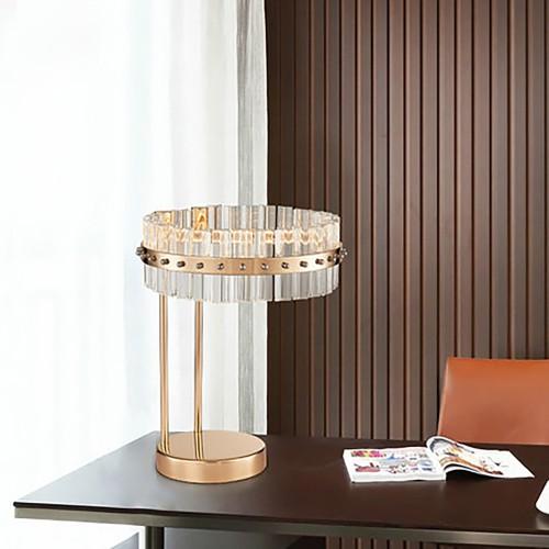 Дизайнерская настольная лампа ДЛ-101