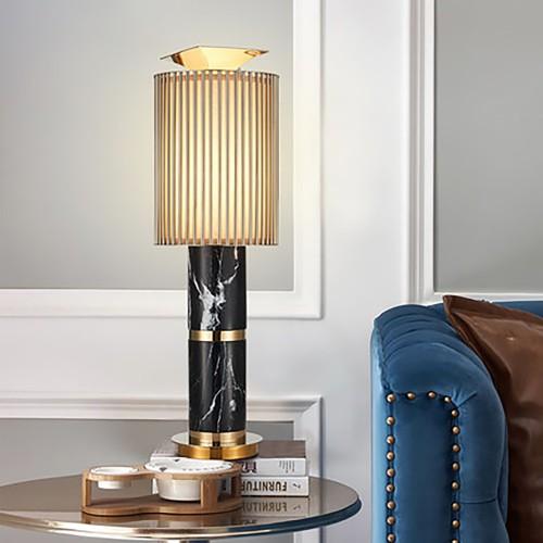 Дизайнерская настольная лампа ДЛ-102
