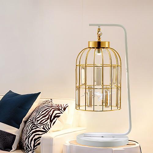 Дизайнерская настольная лампа ДЛ-107
