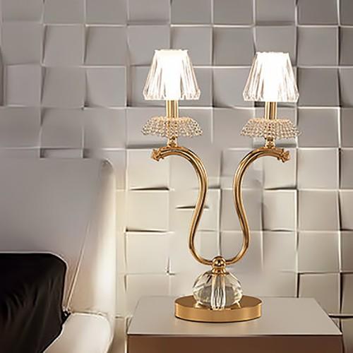 Дизайнерская настольная лампа ДЛ-113