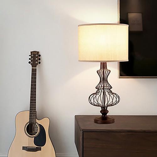 Дизайнерская настольная лампа ДЛ-124