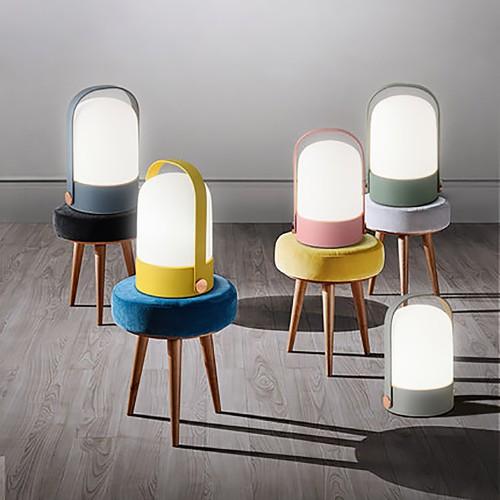 Дизайнерская настольная лампа ДЛ-132