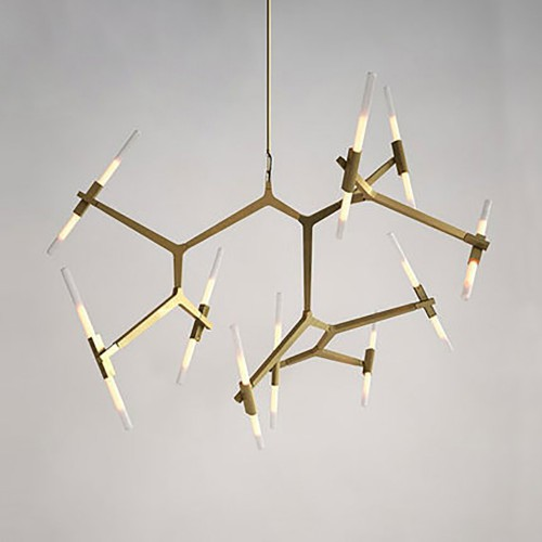 Подвесная люстра LOFT Roll and Hill Agnes Chandelier