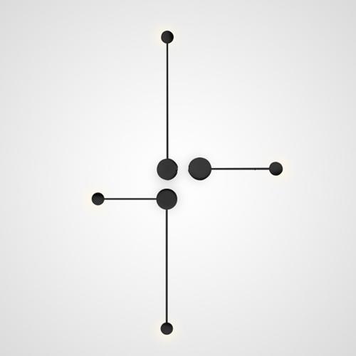Дизайнерский бра Dots 2