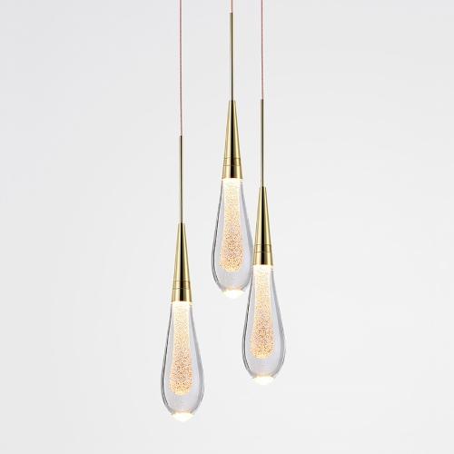 Дизайнерский светильник Drop