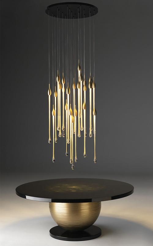 Дизайнерский светильник Drop Big